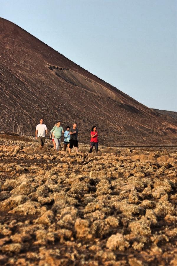 Walking Fuerteventura